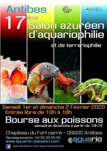 BOURSE AUX REPTILES ANTIBES